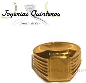087b26cd5d32 Anillo Oro Sello en Mercado Libre Chile
