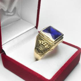 3e7ad2fe5ab3 Anillo De Oro 18k Con Piedra Negra - Joyas y Relojes en Mercado Libre  Argentina