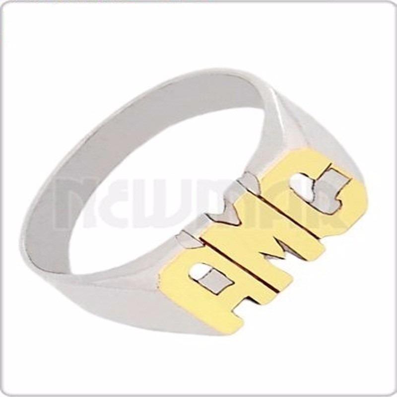 df92f10443cd anillo sello plata y oro 2 o 3 iniciales ch envio gratis. Cargando zoom.