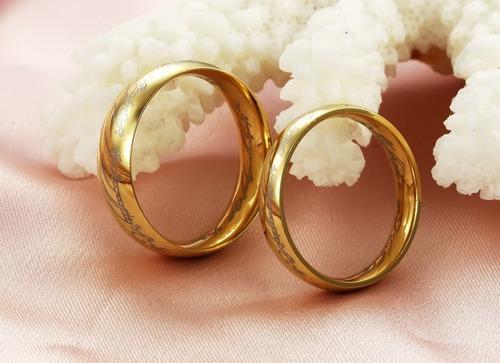 anillo señor de los anillos