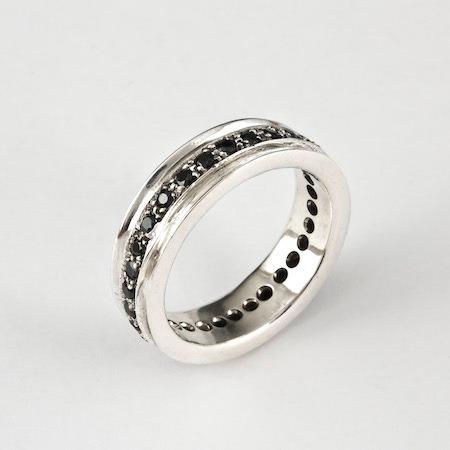 0f3296193065 Anillo de compromiso sin piedra – Anillo diamante