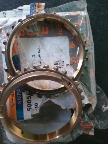 anillo sincrónico caja turpial festiva 1era