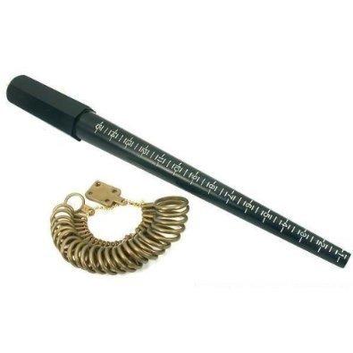 anillo sizer mandril y herramientas sizer ring!