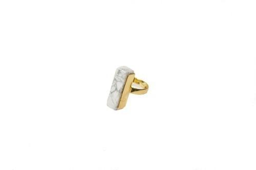 anillo synergy de marmol rectangular acc411-am14