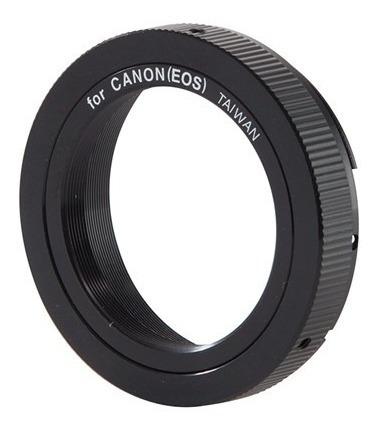 anillo t para cámara reflex canon eos celestron