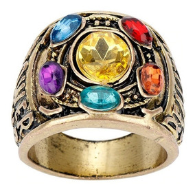 0ffa32131b12 Anillo Thanos - Avengers Marvel Infinity War