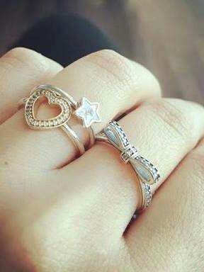 anillo tipo pandora