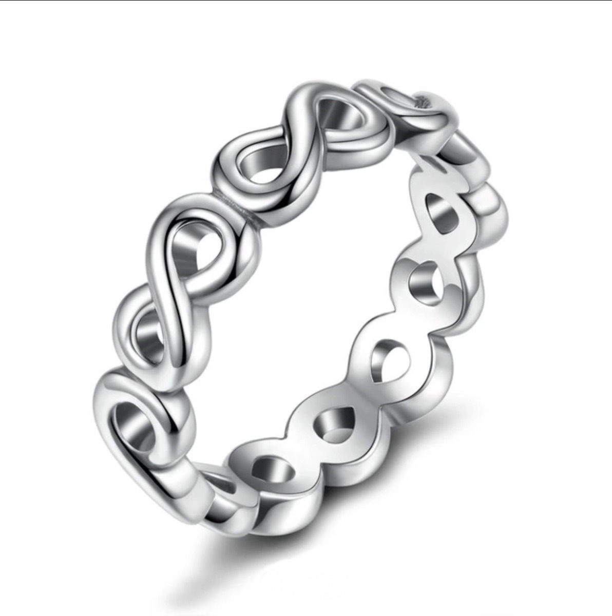 pandora anillo infinito