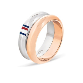ad24baf1f83d Anillo Tommy Hilfiger Classic Signature 2701097 Mujer