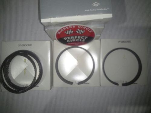 anillo toyota 2f fino grueso perfect circle en 040-050 cromo