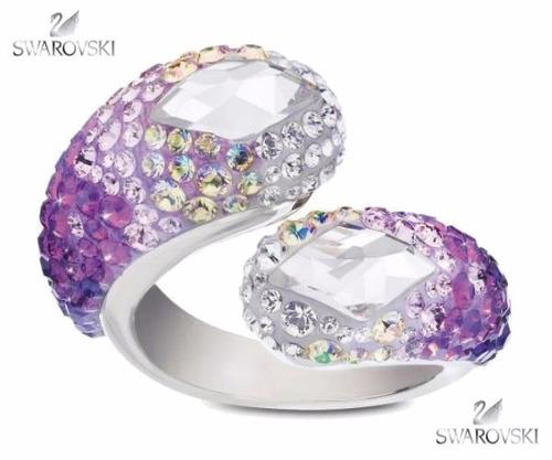anillo trema swarovski (1181268) tamaño 55