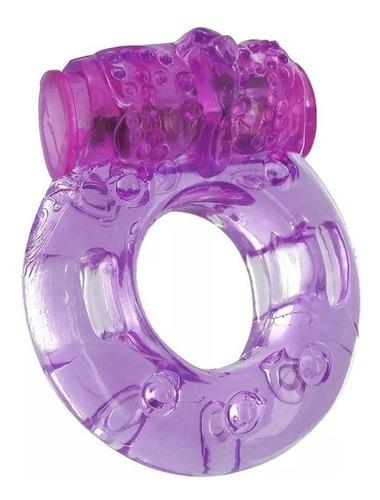 anillo vibrador sex super potente y elastico retardante