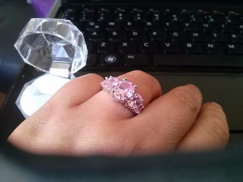 anillo zafiro anillo