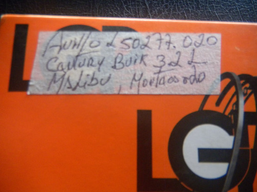 anillos 020-0,50 carbon cent. buick 3.2 78-79 l50277.020 lgp