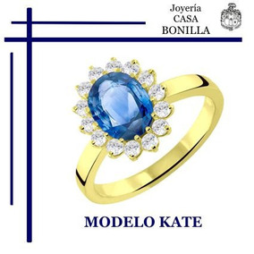 72e4ab4dbd21 Anillo De Compromiso De Kate Middleton Principe William en Mercado ...