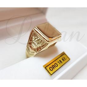 06daacb06774 Anillo Sello Oro Hombre 18k - Anillos de Oro en Mercado Libre Argentina