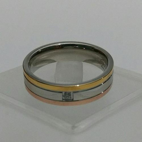 anillos acero inoxidable quirúrgico hombre nuevos modelos