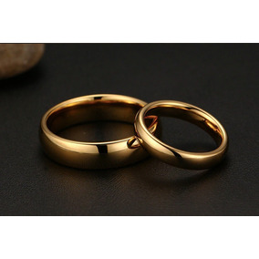 dff8758b7fa9 Anillos De Matrimonio En Oro 18k En Cartagena - Joyería en Mercado ...