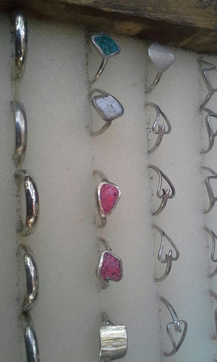 63b3c90a5058 anillos alpaca y bronce 100% artesanales por mayor. Cargando zoom.