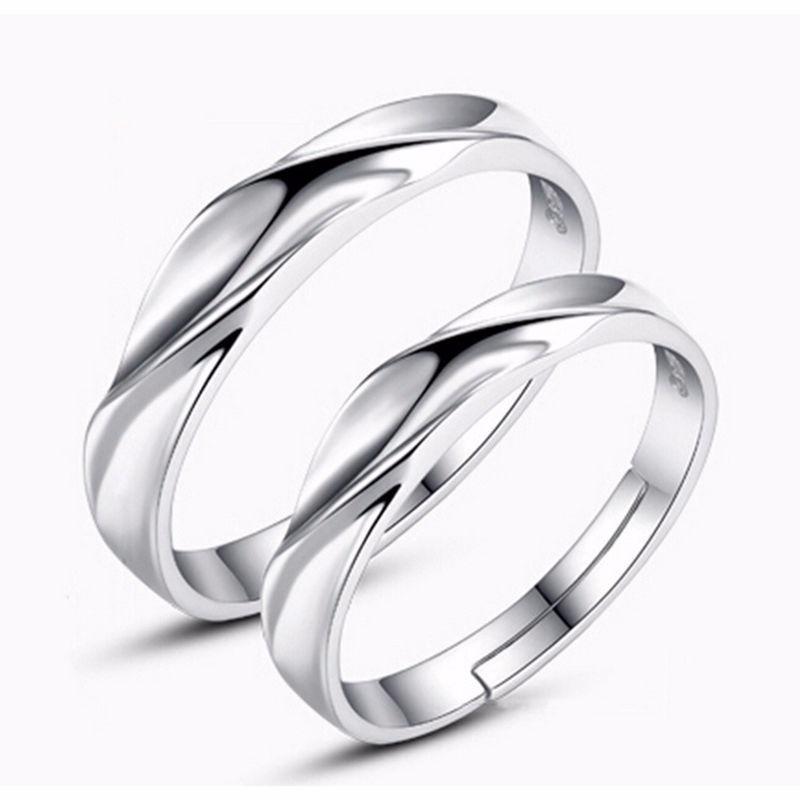 c2006a3d4dc8 anillos aniversario plata baratos economicos pareja regalo. Cargando zoom.