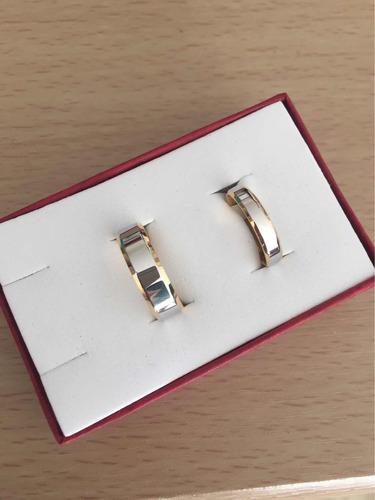anillos argolla pareja ilusión compromiso accesoriospam
