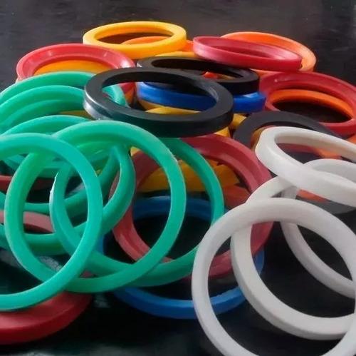 anillos centrador para llanta de aleacion tvw eb + envios