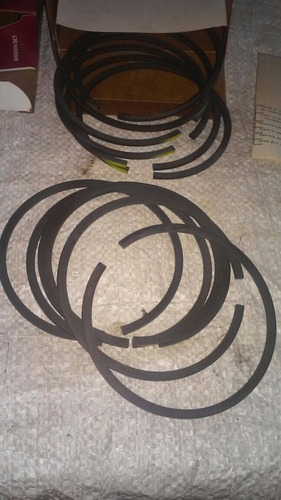 anillos chevrolet 292cc +020 marca sealed power 6 cil