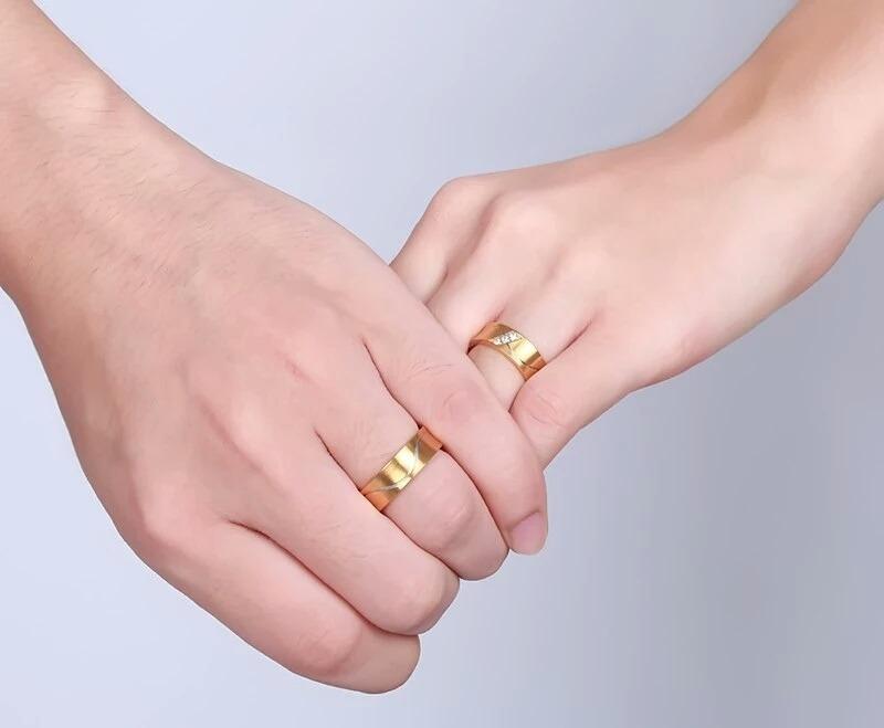 94be791d8753 anillos de boda oro 18k compromiso matrimonio amor plata. Cargando zoom.