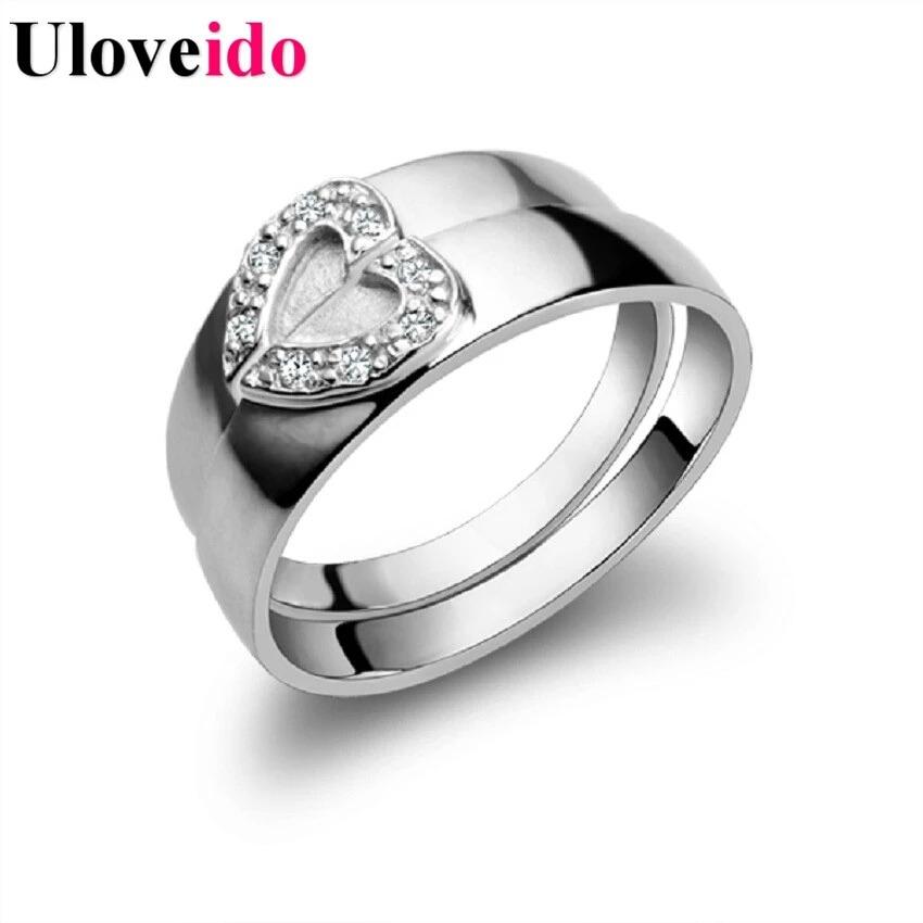 a677174331ae Anillos De Boda Oro 18k Plata Amor Matrimonio - S  259