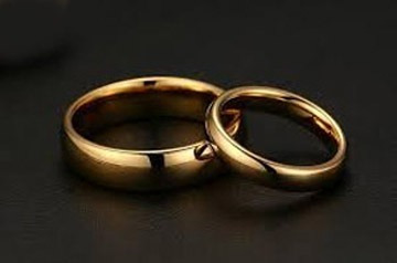 anillos de boda - plata ley autentica
