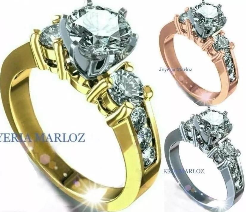 40e234c8fed0 Características. Fabricante Joyería Marloz  Marca JOYERIA MARLOZ  Modelo  Roterdam  Material Oro ...