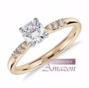 2589285e60f7 Anillos De Matrimonio Oro 18k Catalogo Yancroff - Anillos y Alianzas en  Mercado Libre Perú