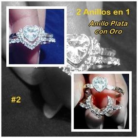 bb661786de4e Anillos Matrimonio Plata - Joyería y Bisutería Anillos Plata en Carabobo en Mercado  Libre Venezuela