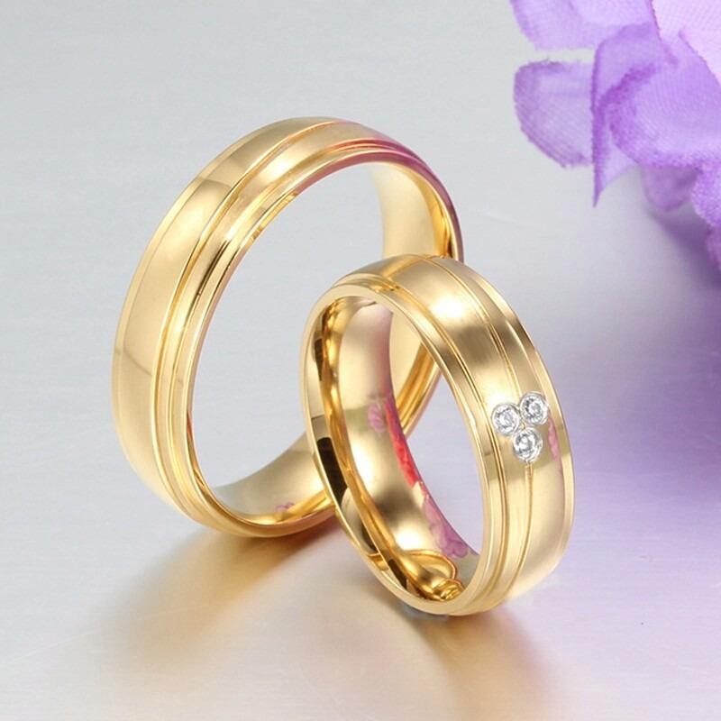 31b15e8fe325 anillos de matrimonio oro 18k amor amistad regalo plata s7. Cargando zoom.