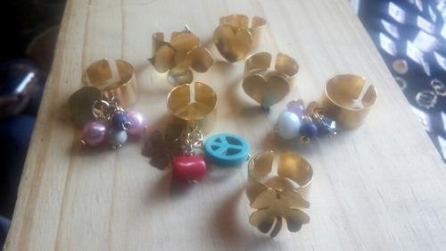 anillos en orfebreria @mmarteydiseno