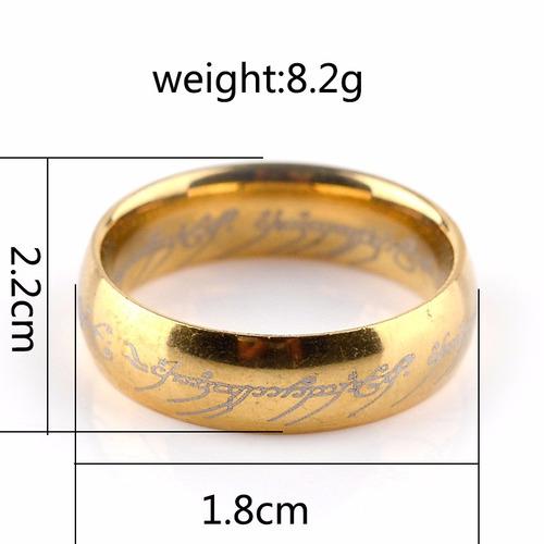 anillos los anillos