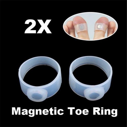anillos magnéticos acupuntura china estimula metabolismo