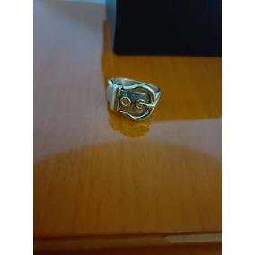bd409f139 Anillo Dama Hermes Original Plata/oro No Tiffany..chanel..lv