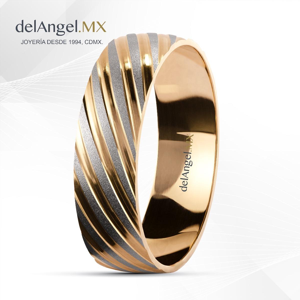 64acd73efe77 anillos matrimonio oro 14k 6mm 13762-146. Cargando zoom.