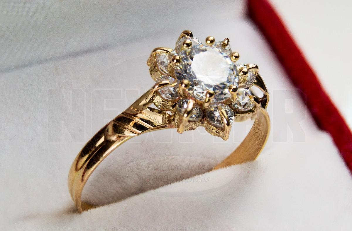 55741be8697d anillos oro 18k 2 grs cintillo roseta piedras mujer promo. Cargando zoom.