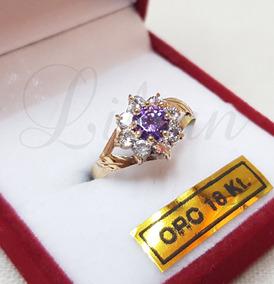 6889af21a6d7 Anillos Finitos Oro Mujer - Joyas y Relojes en Mercado Libre Argentina
