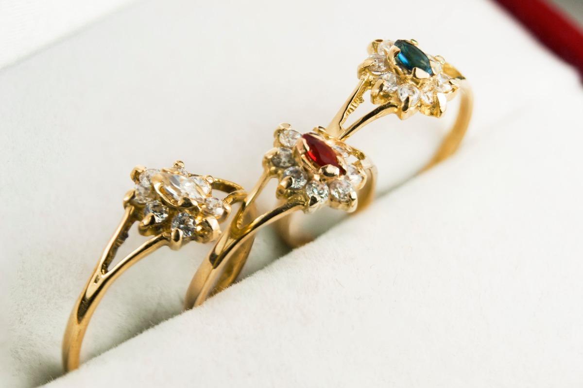 f47e6449b552 anillos oro 18k compromiso roseta con cubics mujer. Cargando zoom.