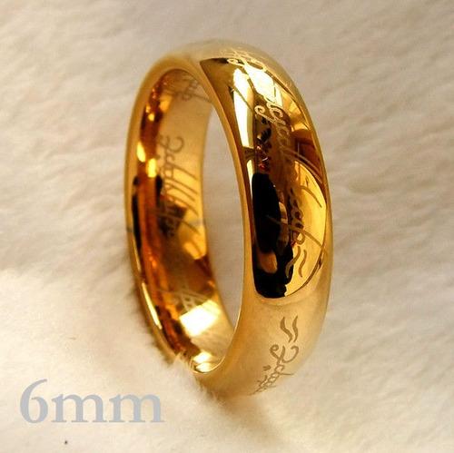 anillos oro anillo los