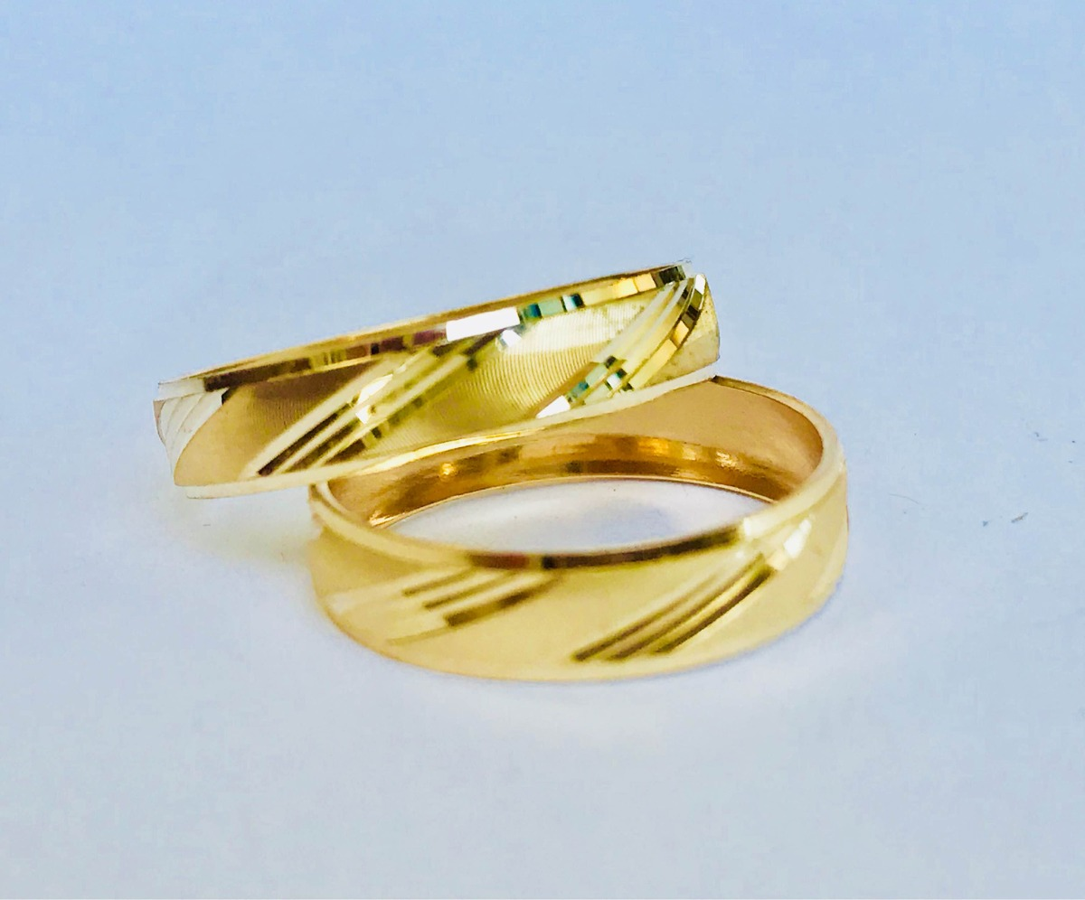 4c7d64271522 anillos oro argollas boda par envío gratis. Cargando zoom.