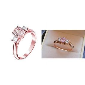 b8ddc4b3529a Anillo Diamante Rosa - Anillos en Mercado Libre México