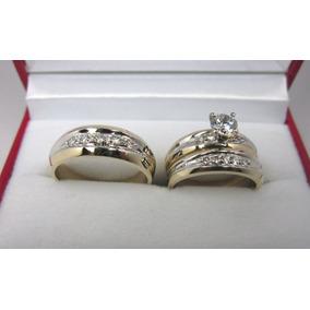 22081b3b9efd Anillos Matrimoniales Oro Economicas en Mercado Libre México