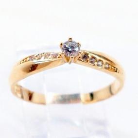 279c60694870 Anillo Giratorio Oro Promesa Corazon - Anillos Oro Diamantes en ...