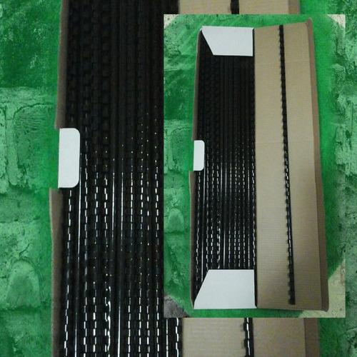 anillos para encuadernacion de 6mm ofitech caja de 100 unida