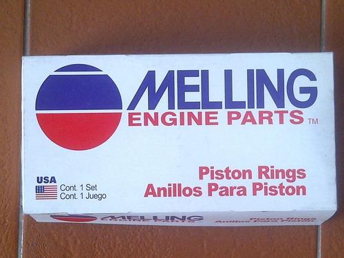 anillos para motor chev 350