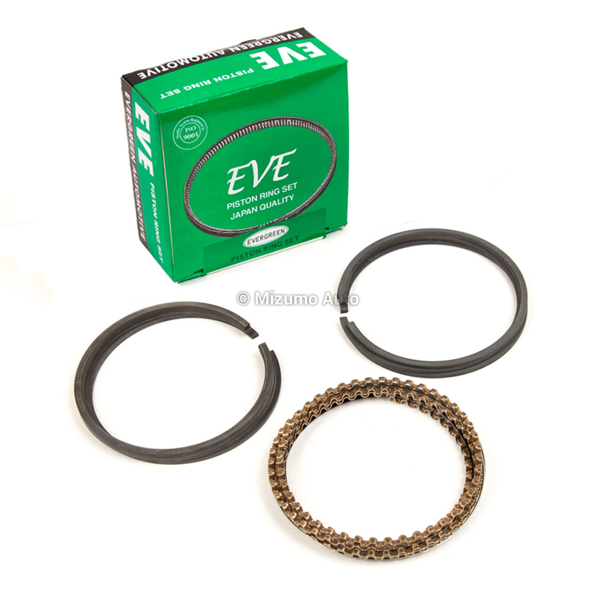 Piston Rings for 91-97 Toyota Previa Supercharged 2.4 16V 2TZFE 2TZFZE